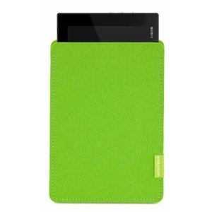 Sony Xperia Tablet Sleeve Maigrün