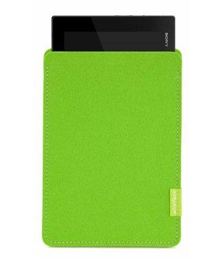 Sony Xperia Tablet Sleeve Bright-Green