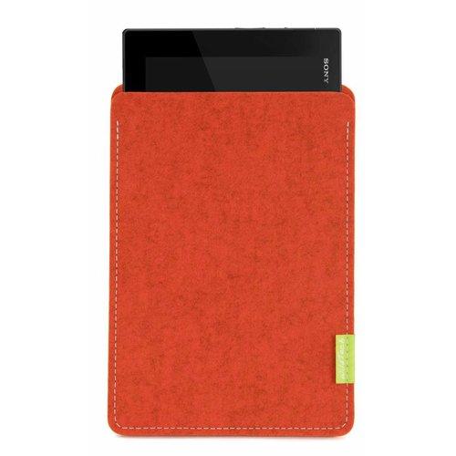 Sony Xperia Tablet Sleeve Rust