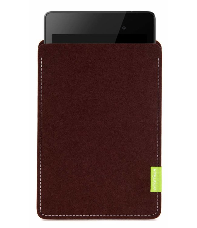Google Pixel/Nexus Tablet Sleeve Dark-Brown