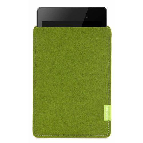 Google Pixel/Nexus Tablet Sleeve Farn-Green