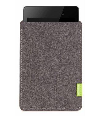 Google Pixel/Nexus Tablet Sleeve Grau