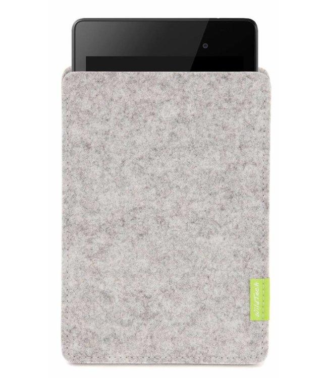 Google Pixel/Nexus Tablet Sleeve Light-Grey