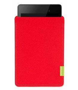Google Pixel/Nexus Tablet Sleeve Hellrot