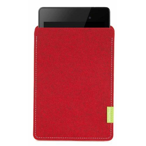 Google Pixel/Nexus Tablet Sleeve Cherry