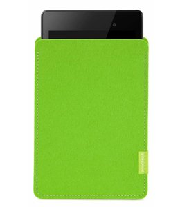 Google Pixel/Nexus Tablet Sleeve Bright-Green