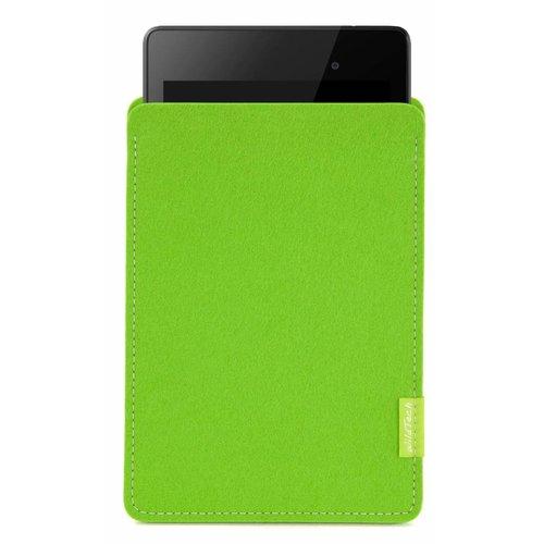 Google Pixel/Nexus Tablet Sleeve Bright-Green