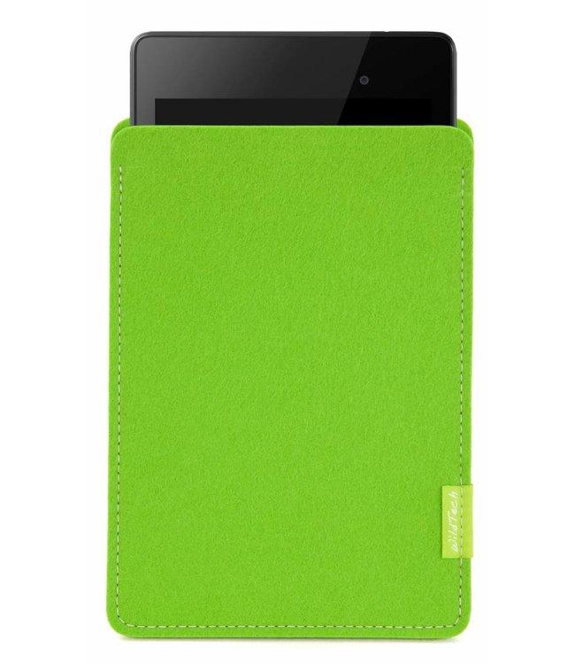 Google Pixel/Nexus Tablet Sleeve Maigrün