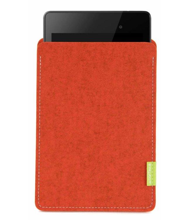 Google Pixel/Nexus Tablet Sleeve Rust