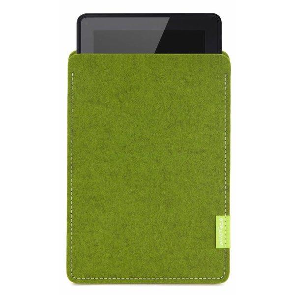 Amazon Kindle Fire Sleeve Farn-Green