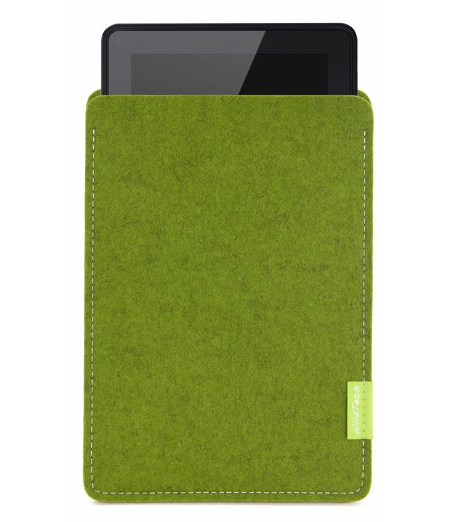 Amazon Kindle Fire Sleeve Farn-Green