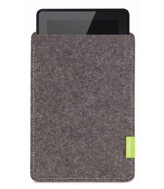 Amazon Kindle Fire Sleeve Grau