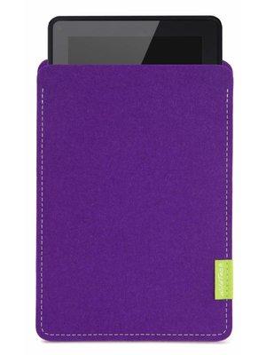 Amazon Kindle Fire Sleeve Purple