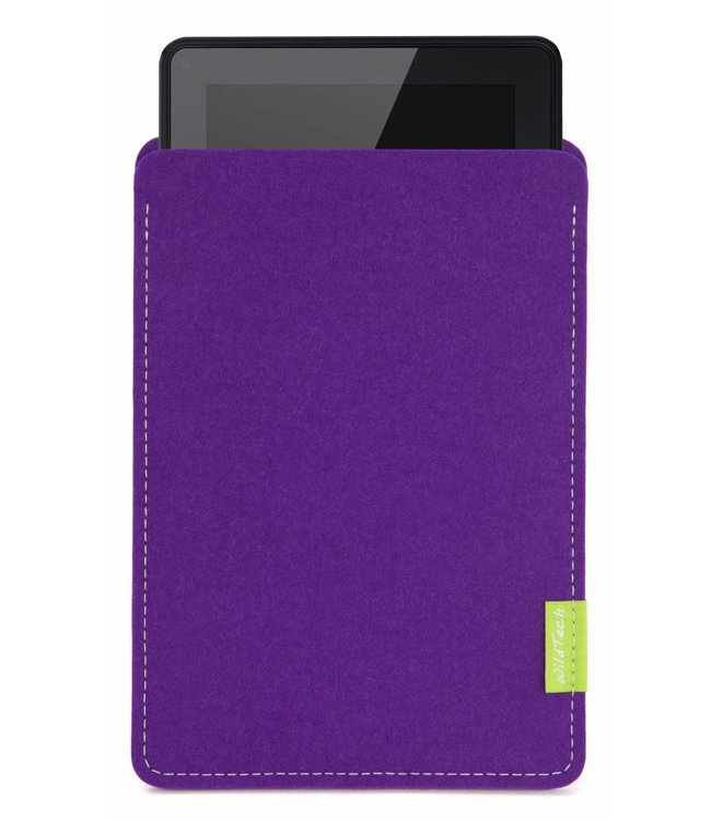 Amazon Kindle Fire Sleeve Purple
