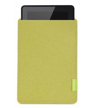 Amazon Kindle Fire Sleeve Lindgrün