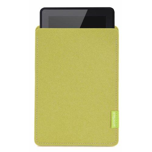 Amazon Kindle Fire Sleeve Lime-Green