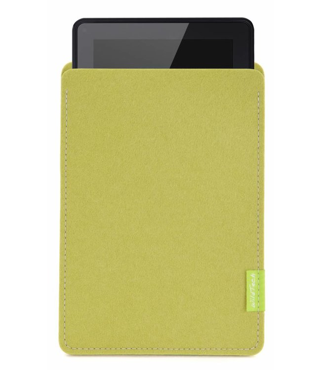Amazon Kindle Fire Sleeve Lime-Green