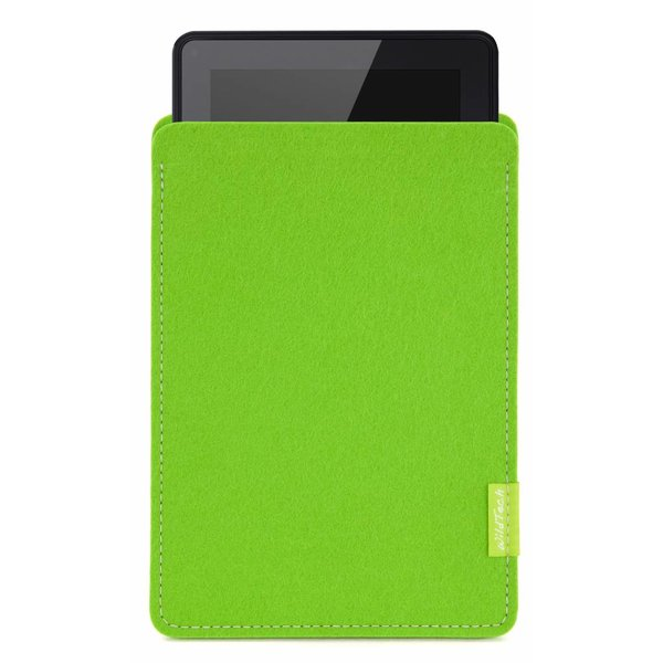 Amazon Kindle Fire Sleeve Bright-Green