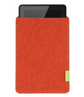 Amazon Kindle Fire Sleeve Rust