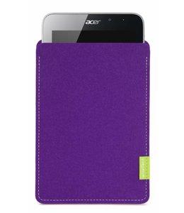 Acer Iconia Sleeve Lila