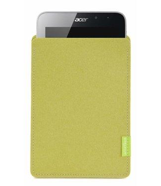 Acer Iconia Sleeve Lindgrün