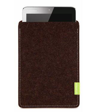 Lenovo Tablet Sleeve Trüffelbraun