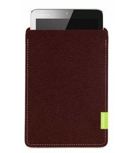 Lenovo Tablet Sleeve Dunkelbraun