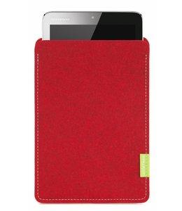 Lenovo Tablet Sleeve Kirschrot