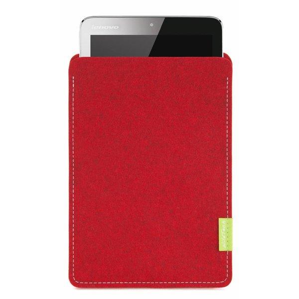 Lenovo Tablet Sleeve Cherry