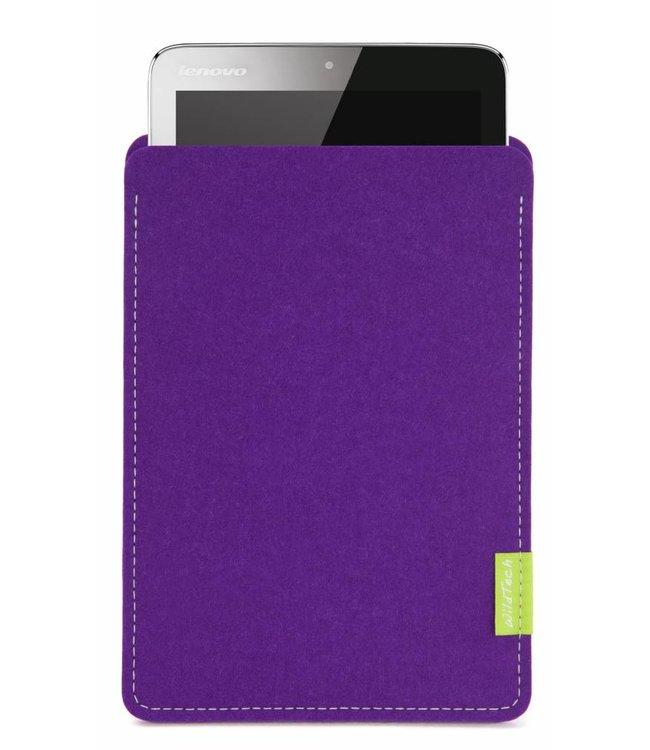 Lenovo Tablet Sleeve Purple