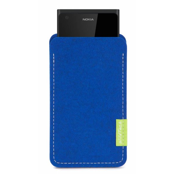 Nokia Lumia Sleeve Azure