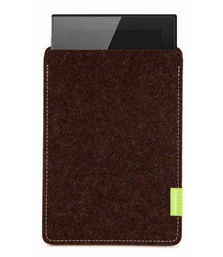 Nokia Lumia Tablet Sleeve Trüffelbraun