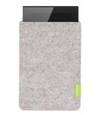 Nokia Lumia Tablet Sleeve Hellgrau