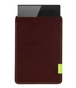 Nokia Lumia Tablet Sleeve Dunkelbraun