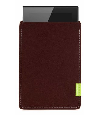 Nokia Lumia Tablet Sleeve Dunkelbraun