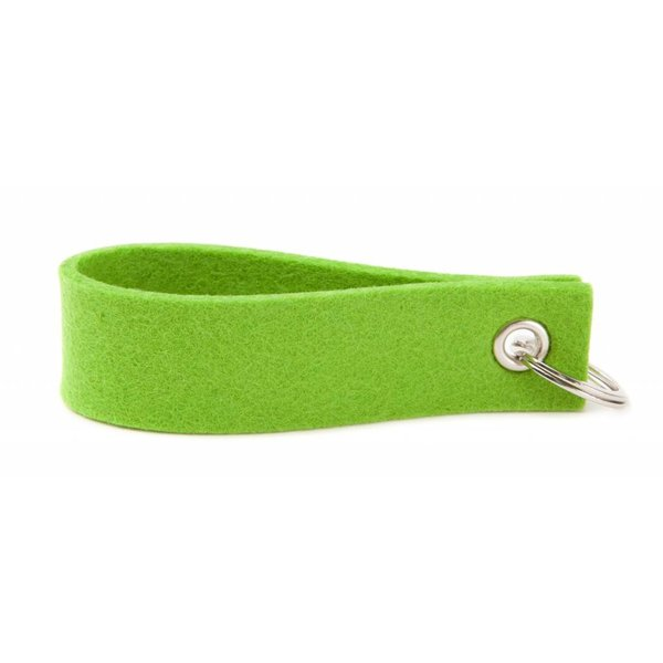 Keychain Bright-Green square