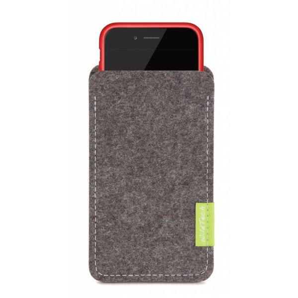 Apple iPhone Sleeve Grey