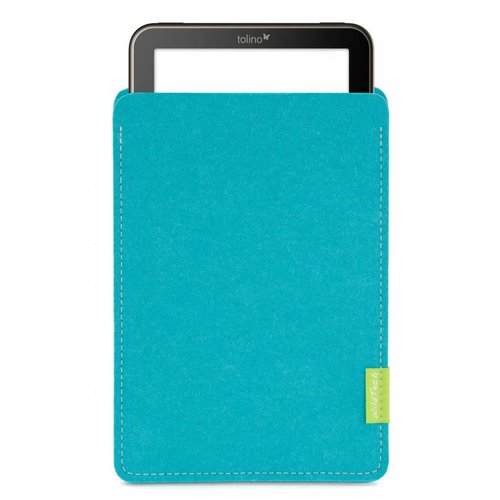 Tolino Vision/Page/Shine Sleeve Turquoise