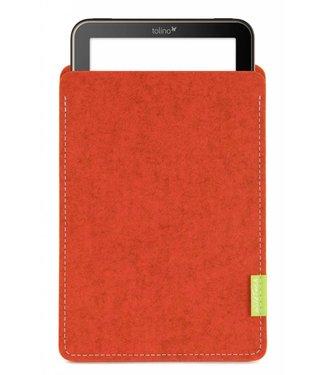 Tolino Vision/Page/Shine/Epos Sleeve Rust