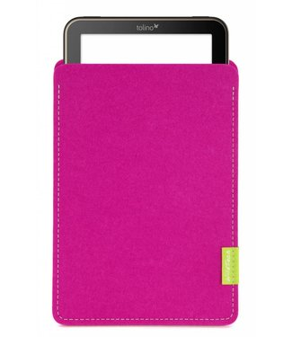 Tolino Vision/Page/Shine/Epos Sleeve Pink