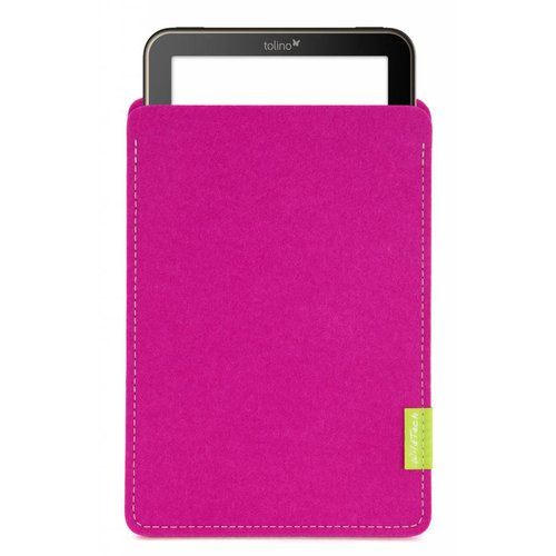 Tolino Vision/Page/Shine Sleeve Pink