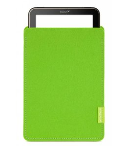 Tolino Vision/Page/Shine/Epos Sleeve Bright-Green