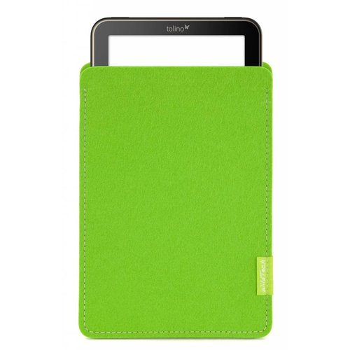 Tolino Vision/Page/Shine Sleeve Bright-Green