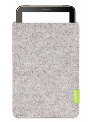 Tolino Vision/Page/Shine/Epos Sleeve Light-Grey