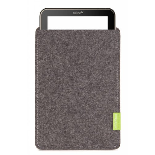 Tolino Vision/Page/Shine Sleeve Grey
