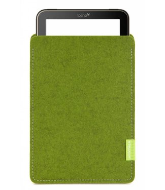 Tolino Vision/Page/Shine/Epos Sleeve Farn-Green
