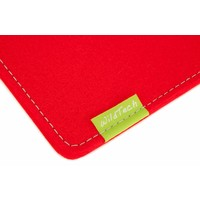 Individual Tablet Sleeve Light-Red