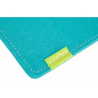 Individual Tablet Sleeve Turquoise