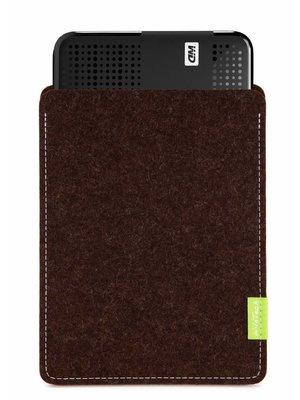WD Passport/Elements Sleeve Trüffelbraun
