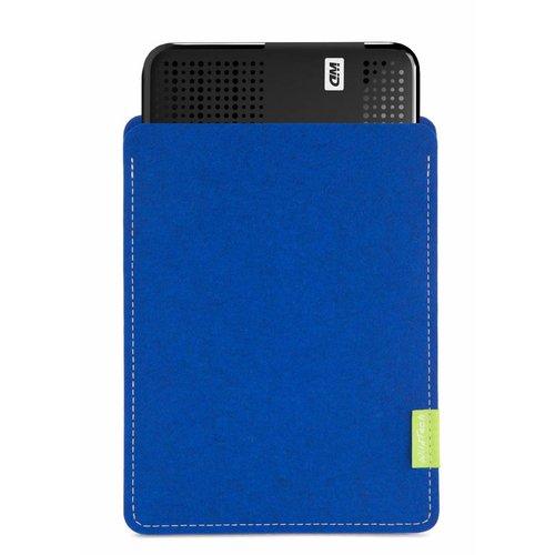 WD Passport/Elements Sleeve Azure